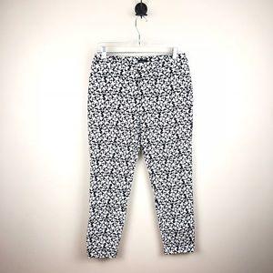 Kate Spade Saturday Printed Pants Size 4